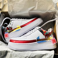 Nike Air Force 1 Low fashion casual cushioning sneakers shoes