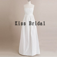 A-line Sweetheart Sleeveless Floor-length Sarin Bridesmaid Dress With Free Shipping