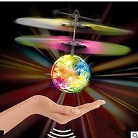 9 style Hot Toy RC drone Epoch Air RC Flying Ball Drone Helicopter Ball Built-in Shinning LED Lighting Kids Teenagers Xmas gifts