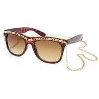 FULL TILT Chain Sunglasses