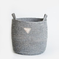 Mainstay Storage Basket - Grey