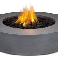 """Do-It-Yourself Ready-to-Finish 42"""" Circular Fire Pit Kit"""
