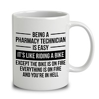 Being A Pharmacy Technician