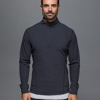 Panelled Warmth Pullover