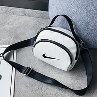 Nike Fashion Casual Simple Purse Waist Bag Single-Shoulder Bag Crossbody