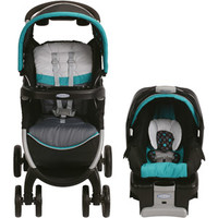 Walmart: Graco FastAction Fold Classic Connect Travel System, Dolce
