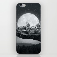 Echoes of a Lullaby iPhone & iPod Skin by Soaring Anchor Designs | Society6