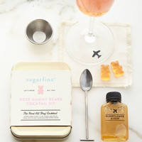 W&P Design Sugarfina Rosé All Day Cocktail Kit