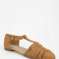 Kimchi Blue Sara T-Strap Flat - Urban Outfitters