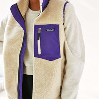 Patagonia Classic Retro-X Vest - Urban Outfitters