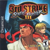 Street Fighter III: 3rd Strike for the Sega Dreamcast