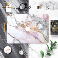 Mimiatrend New Marble Grain Laptop Skin Sticker Decal For Apple Macbook Air Pro Retina 11 12 13 15 Inch Protective Cover Skin