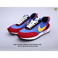 Sacai x Nike LDV Waffle Blazer Fashion Women Men Casual Sport Running Shoes Sneakers 2#