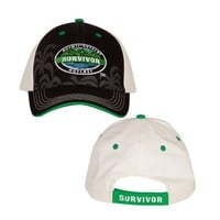 SURVIVOR OUTWIT, OUTPLAY, OUTLAST HAT