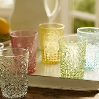 Victorian Tumbler, Set of 6 | Pottery Barn