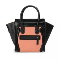 Classic Top Handle Tote Bag for Girls and Women