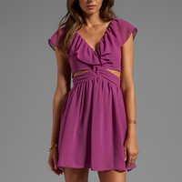 keepsake Lost Without You Dress in Boysenberry from REVOLVEclothing.com