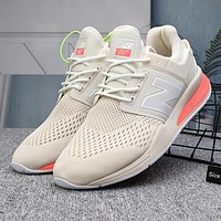 New Balance Woman Men Fashion Sneakers Sport Shoes