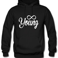Forever Young young Hoodie