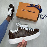 Louis Vuitton LV 2021 ESCALE TIME OUT SNEAKER