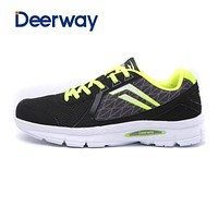 running shoes for men sneakers mens sports para breathable mesh Medium(B,M)