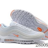 HCXX 19July 1023 Nike Air Max 97 BV1985-002 Flyknit Breathable Running Shoes