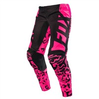 Fox Racing 2016 Womens 180 Pants Black/Pink available at Motocross Giant