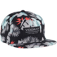 Vooray Mahalo Snapback Hat Black