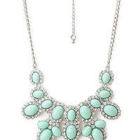 Sparkling Statement Necklace