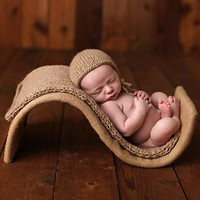 S Shaped Newborn Posing Chair Photography Props