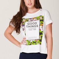 Good Things Graphic Tee