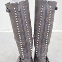 Talk Of The Town Boots: Smoke | Hope's