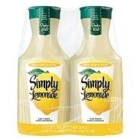 Simply Lemonade® Twin Pack - 2/1.75 Liter Bottles
