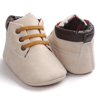 Baby Shoes Girls Soft Sole Solid Shoes