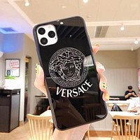 Versace iPhone Phone Cover Case For iphone 7 7plus 8 8plus X XR XS MAX 11 Pro Max 12 Mini 12 Pro Max