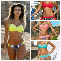 Women Beach Bikini Swimsuit Swimwear Bathing Suit
