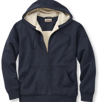 Men's Katahdin Iron Works and reg; Heavyweight Sweatshirt, Traditional Fit Hooded   Free Shipping at L.L.Bean