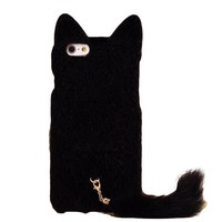 Cat Ears with Tail iPhone 6 and 6 plus Case