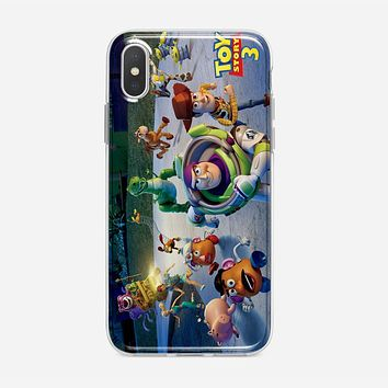 Toy Story Series 3 iPhone XS Max Case