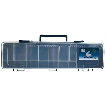 SET OF 2 Gone Fishing  Multi-Compartment Fishing Tackle Box