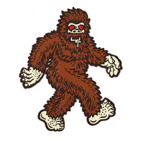 Bigfoot Patch