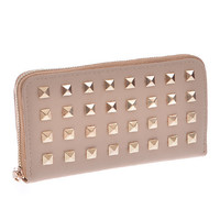 Have A Modern Edge - Studded Wallet