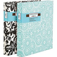 Martha Stewart Home Office™ with Avery™ 1 Everyday Patterned Heavy Paper Binder