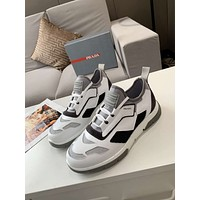 prada womans mens 2020 new fashion casual shoes sneaker sport running shoes 30