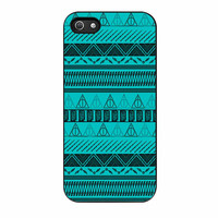 Harry Potter With Tribal Aztec iPhone 5s Case
