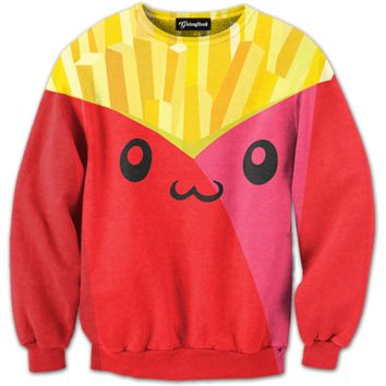 I Am Fries Crewneck