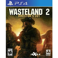 Wasteland 2: Director's Cut PS4 Video Game