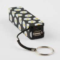 AUDIOLOGY Daisy Portable Phone Charger | Phone Accessories