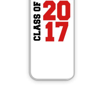 Class of 2017 - iPhone 5&5s Case
