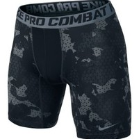 Nike Men's Pro Combat Core Compression Printed Shorts - Dick's Sporting Goods